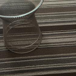 Mixed Stripe Shag Runner