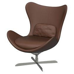 Lazy Swivel Armchair