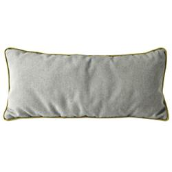Clips Rectangle Throw Pillow
