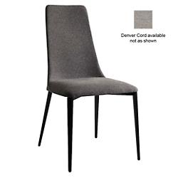 Etoile Chair (Matte Black /Denver Cord) - OPEN BOX RETURN