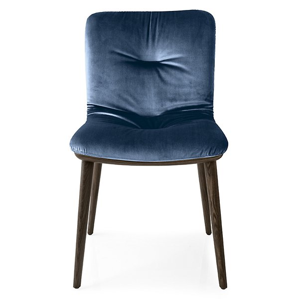 Annie Soft Upholstered Wooden Chair