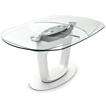 8b753899460 Orbital Extension Table by Calligaris at Lumens.com