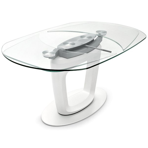Orbital Extension Table By Calligaris At Lumens Com