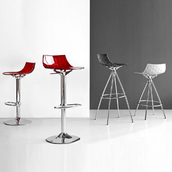 Ice Adjustable Barstool, Collection