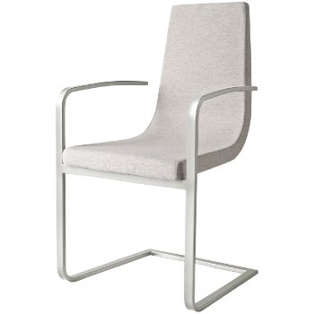 Cruiser Armchair - Cantilever Base