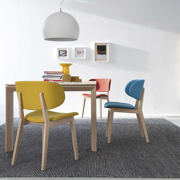 Omnia Wood Extension Table