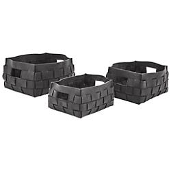 Alvin Storage Basket Set of 3