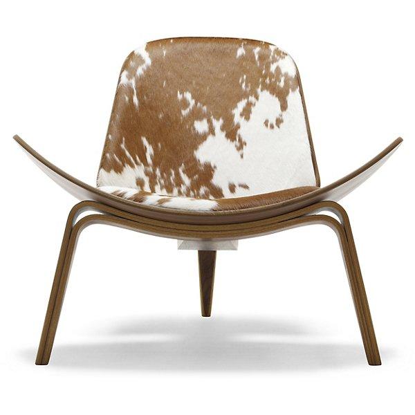 CH07 Shell Lounge Chair