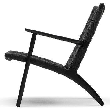Shown in Black Paper Cord, Oak - Black