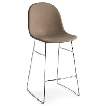 Academy Upholstered Stool