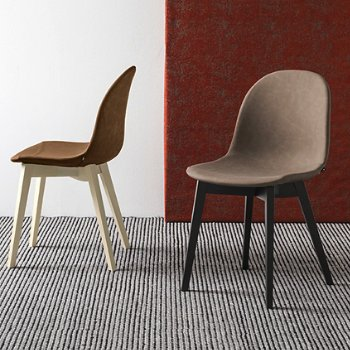 Academy W Upholstered Chair, collection