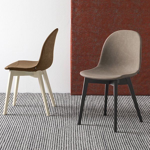 Academy W Upholstered Chair