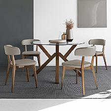 Mikado Round Dining Table