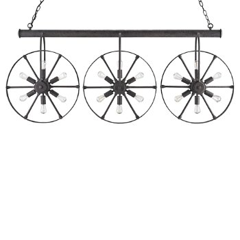 Bandwagon Linear Suspension