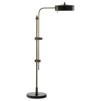 Shown in Oil Rubbed Bronze and Antique Brass finish