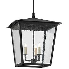 Bening 3 Light Outdoor Pendant
