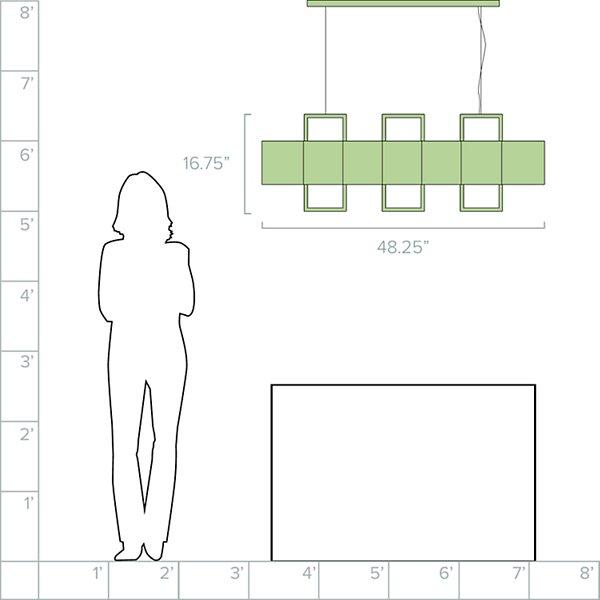Chaunce Linear Suspension