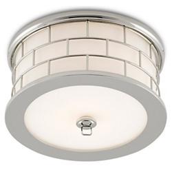 James LED Flushmount