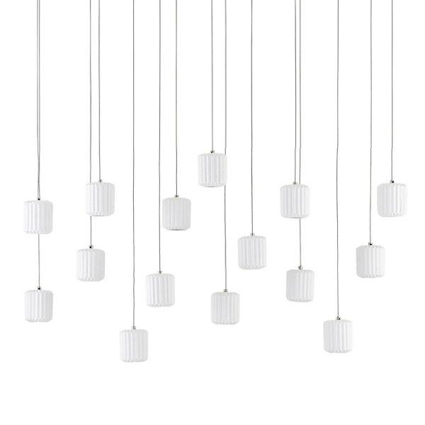 Dove Linear Multi-Light Pendant