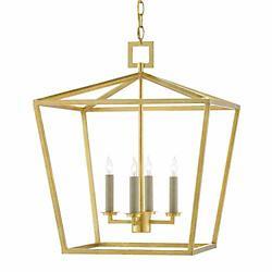 Denison Pendant (Gold/Medium) - OPEN BOX RETURN