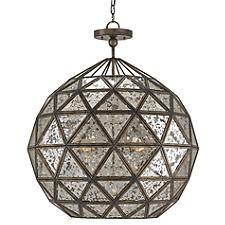 Buckminster Orb Pendant Light