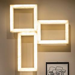 Uffizi Trio LED Wall Sconce