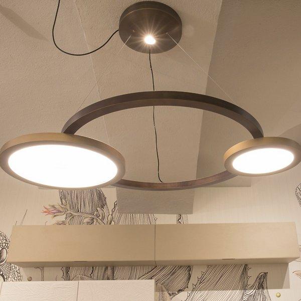 Eclisse LED Chandelier