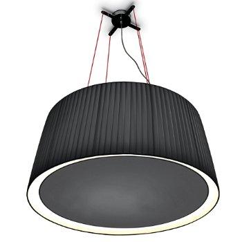 Shown in Cream Plisse/Black Cable