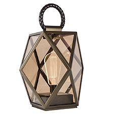Muse Outdoor LED Lantern Lamp With Battery