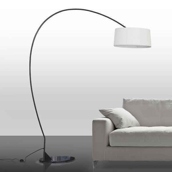 Divina Arc Floor Lamp