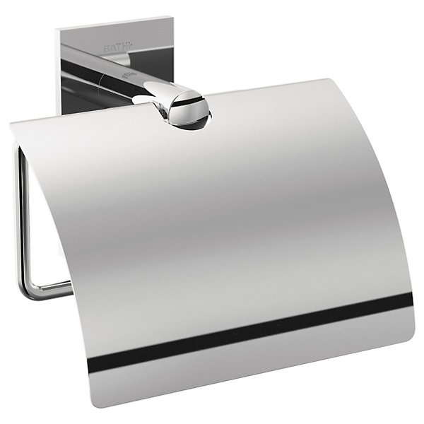 Stick Toilet Paper Holder with Cover