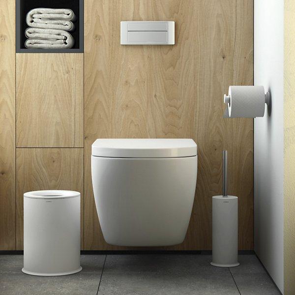 Geyser Toilet Paper Holder