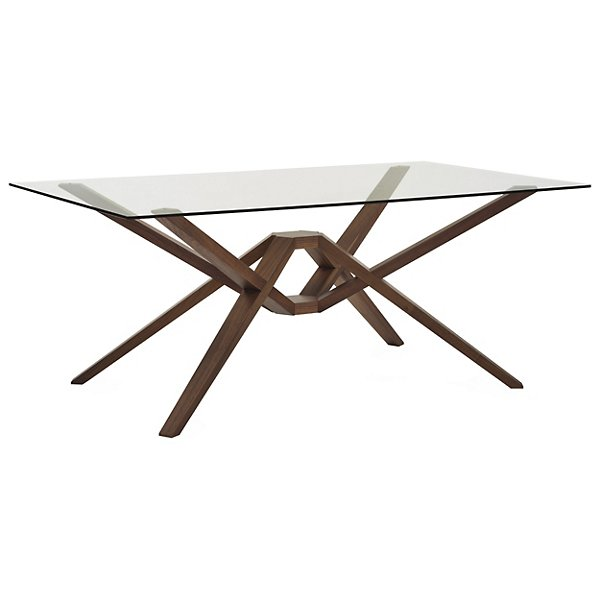 Exeter Gl Top Dining Table By