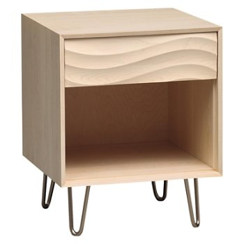 Wave 1 Drawer Nightstand
