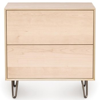 Canvas 2 Drawer Dresser