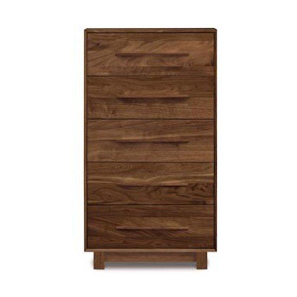 Sloane 5 Drawer Dresser - Narrow