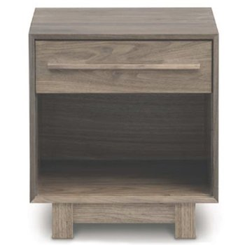 Shown in Weathered Ash finish
