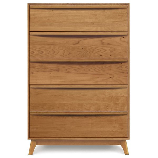 Catalina 5 Drawer Dresser - Wide