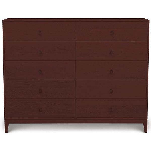 Mansfield 10 Drawer Dresser