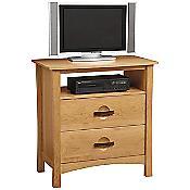 Berkeley 2 Drawer Dresser and TV Organizer