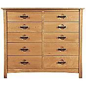 Berkeley 10 Drawer Dresser