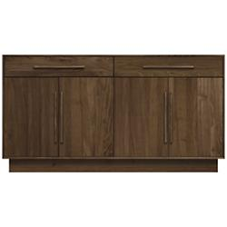 Moduluxe 35-Inch 2 Drawer/4 Door Sideboard