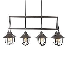 Pawley Linear Chandelier Light