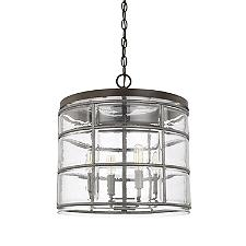 Colby Drum Pendant Light