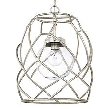 Metal Cage Pendant