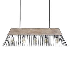 Russell Linear Chandelier Light