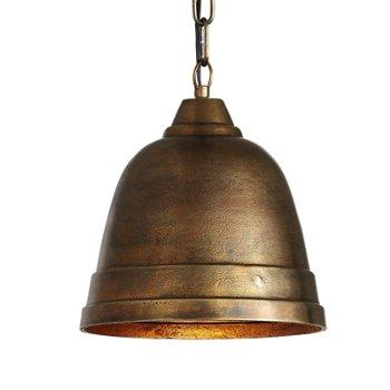 Shown in Oxidized Brass finish
