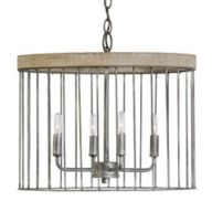 Metal Drum Pendant Lighting