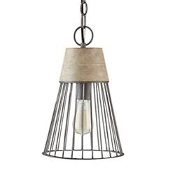 Russell Single Light Pendant