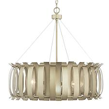 Cayden Large Drum Pendant Light
